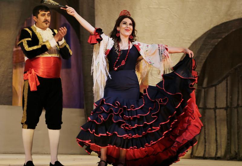 Ошеломляющий успех «Кармен» в Театре оперы и балета