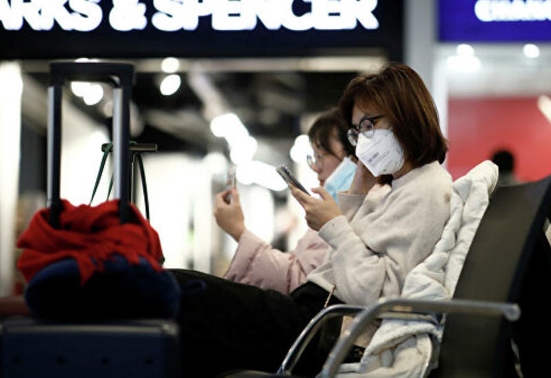 В Японии подтвердили первый случай заболевания новым коронавирусом