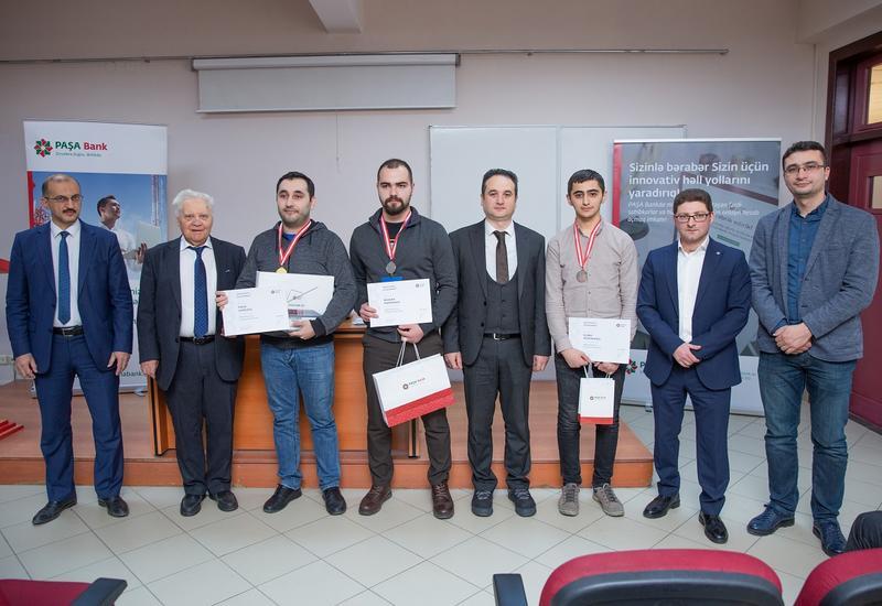 Объявлены победители конкурса программистов «PASHA Bank Cup»