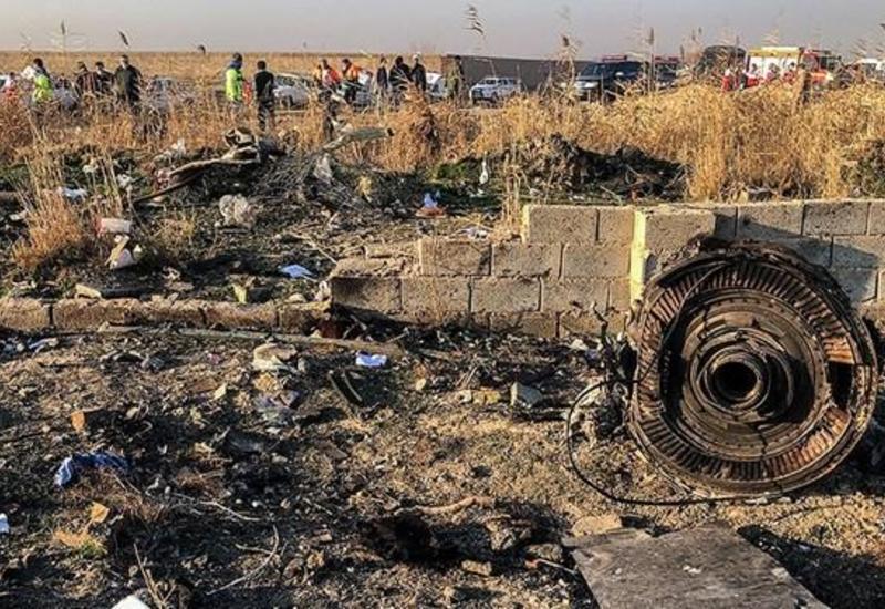 Украина считает, что вопрос со сбитым Ираном Boeing'ом не исчерпан