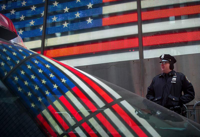 У здания суда в США произошла стрельба