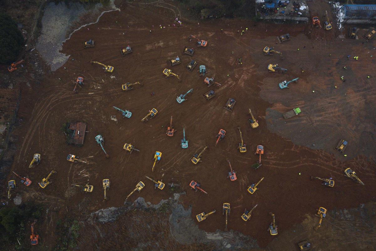 Коронавирус: 20 снимков, показывающих, что творится в Ухане