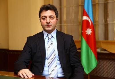 Глава Азербайджанской общины Нагорного Карабаха на переговорах с послом США