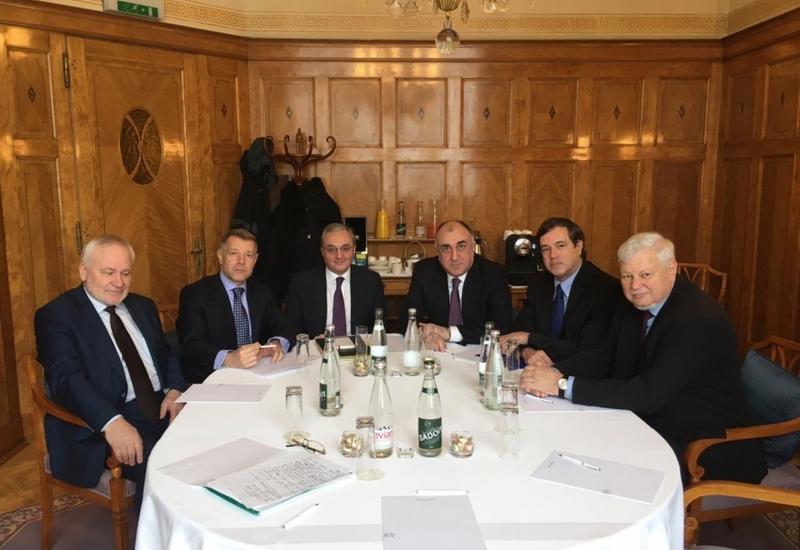 В Женеве началась встреча глав МИД Азербайджана и Армении