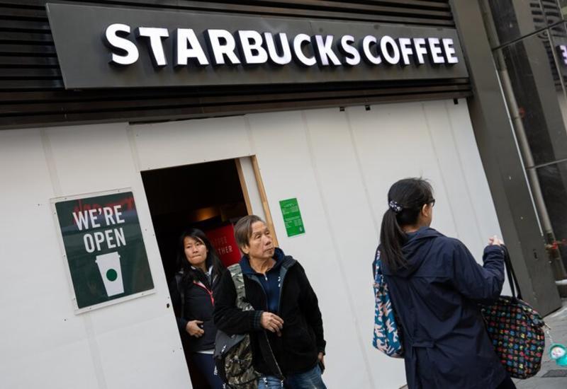 Новый коронавирус ударил по Starbucks