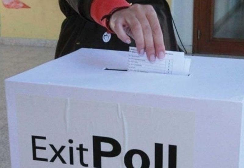 Между результатами exit-poll и официальными результатами выборов серьезных расхождений не было