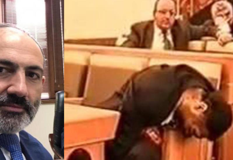 Пашинян обвинит Россию в растреле парламента в Ереване