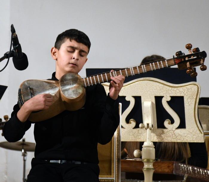 """В рамках проекта Филармонии """"Gənclərə dəstək"""" состоялся прекрасный концерт"""