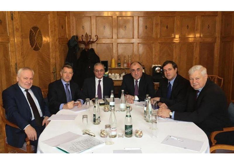 В Женеве завершились переговоры глав МИД Азербайджана и Армении