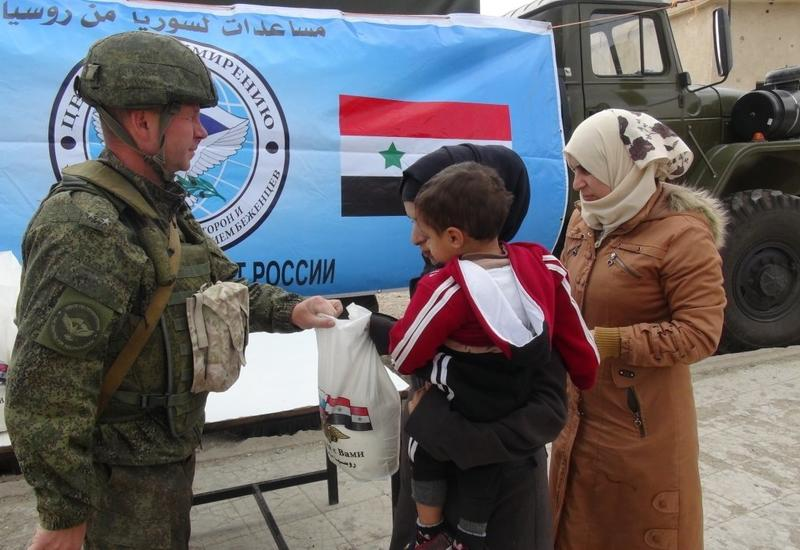Россия выделит до $20 млн на продовольствие для Сирии