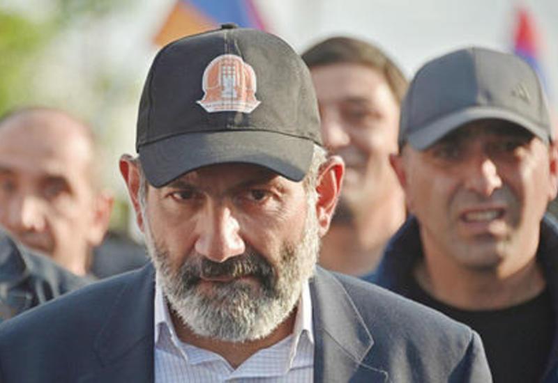Действия Пашиняна полностью противоречат шагам по урегулированию нагорно-карабахского конфликта