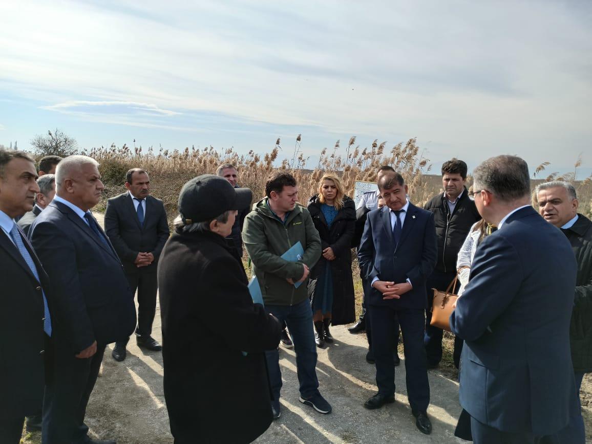 Азербайджан развивает новый вид туризма