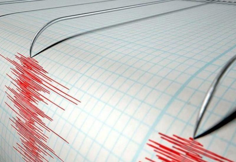 В Турции произошло очередное землетрясение