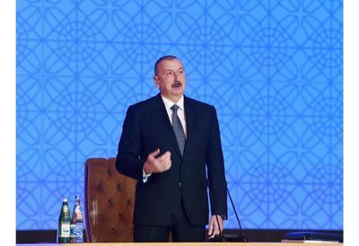 Президент Ильхам Алиев: Сдача в эксплуатацию Южного газового коридора станет нашей очередной крупной исторической победой