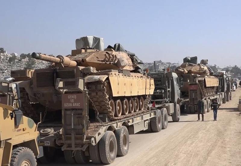 """Турция в ответ на обстрел своих военных в Идлибе """"нейтрализовала"""" более 70 сирийских солдат"""