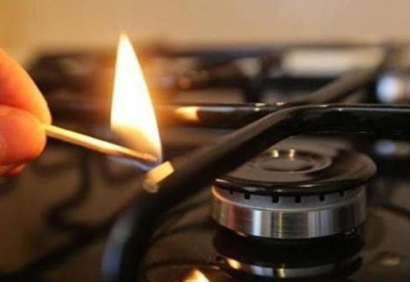 Завтра в трех районах Баку будут перебои с газом