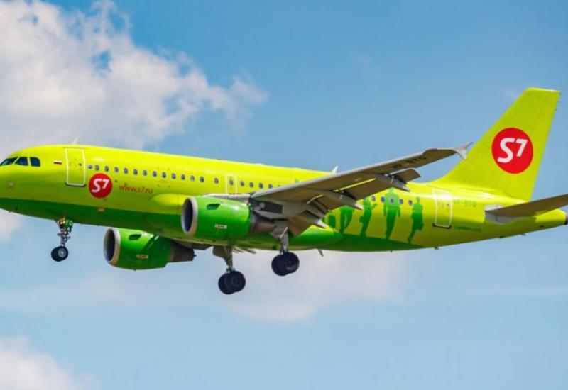S7 Airlines полностью останавливает полеты в Китай и Гонконг