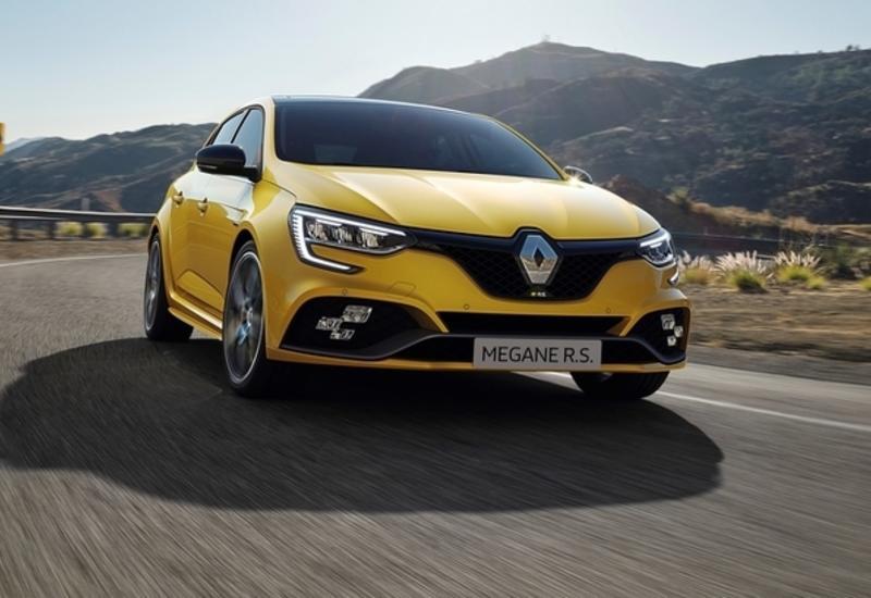 Представлено обновленное семейство Renault Megane
