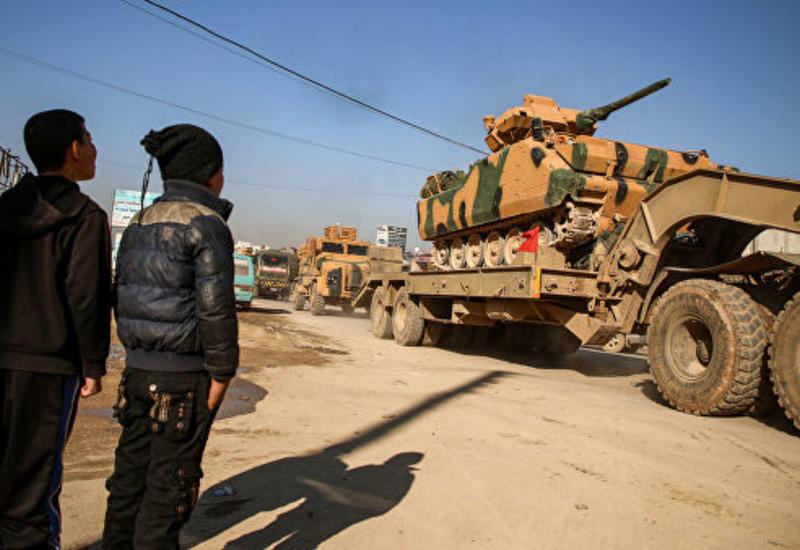 Лавров сообщил о развертывании турецких войск в Идлибе