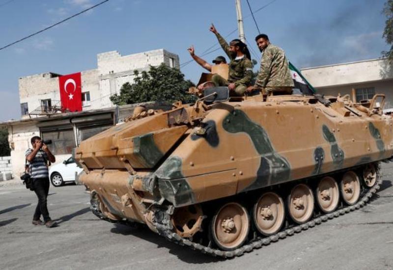 Турция перестала участвовать в патрулировании в Сирии