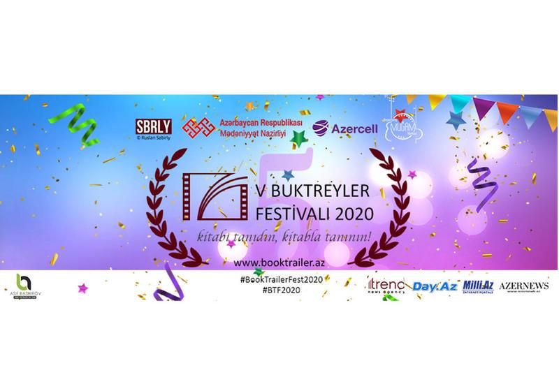 Стартовал V Фестиваль буктрейлеров Азербайджана