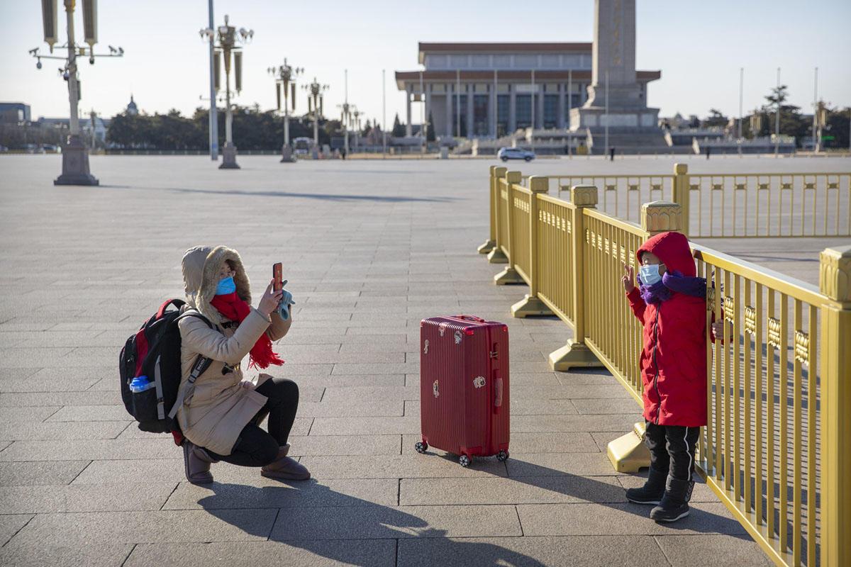 Вспышка коронавируса: новые фотографии опустошенных городов Китая