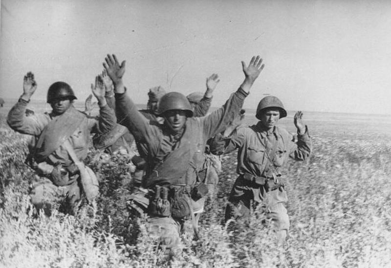 78 лет назад 400 бойцов армянской дивизии перешли на сторону гитлеровской армии