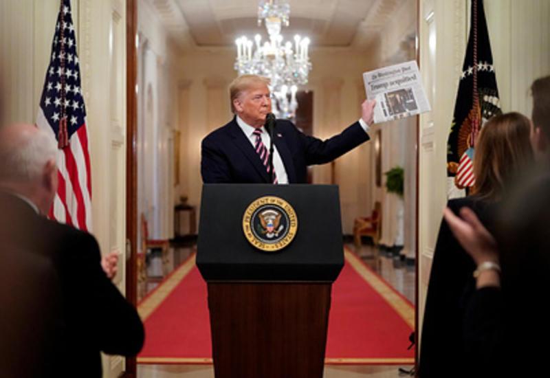 Трамп уволил давших против него показания по делу об импичменте