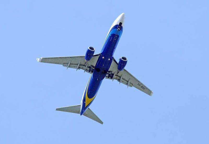 В России Boeing 737 готовится к посадке из-за неубравшихся закрылков
