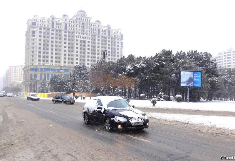Дорожная полиция предупредила водителей в связи с ожидаемым гололедом