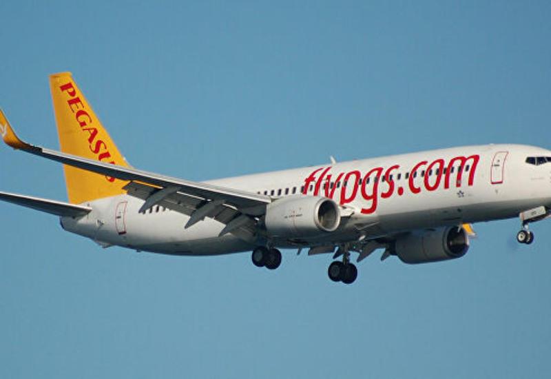 Очередное ЧП с турецкой Pegasus: Пилот потерял сознание во время полета