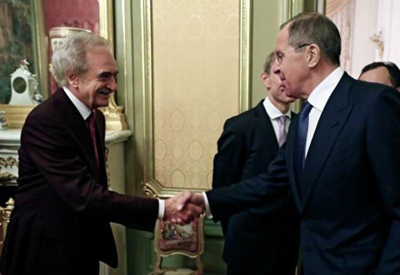 Лавров провел встречу с послами стран СНГ