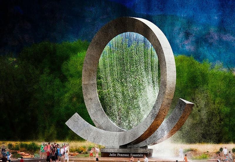 25 самых удивительных фонтанов со всего мира