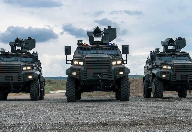 Азербайджан активно закупает товары турецкого оборонпрома