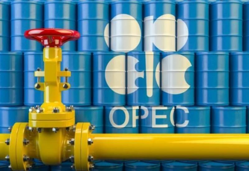 ОПЕК скорректировала прогноз по Азербайджану