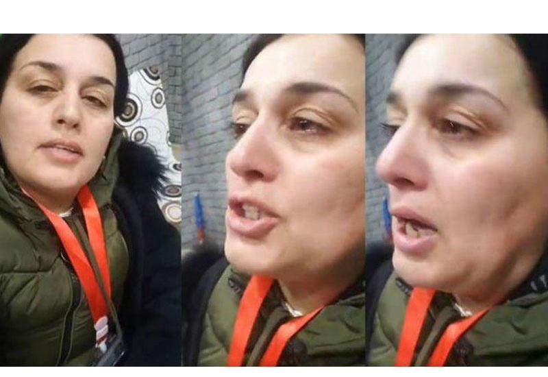 """Elza Seyidcahandan döyülmə xəbərinə reaksiya: """"Qıcolmadan əziyyət çəkirəm"""""""