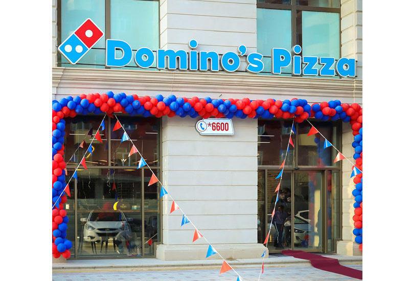 В Domino's Pizza вновь скидка 50%