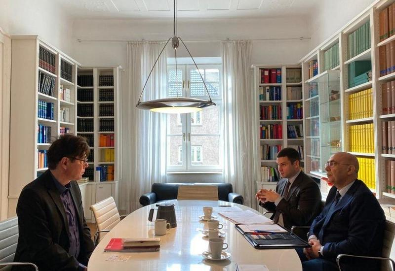 Агентство по развитию МСБ Азербайджана наладит сотрудничество с германской ассоциацией BVMW