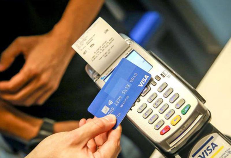 В Азербайджане вырос объем платежей через POS-терминалы