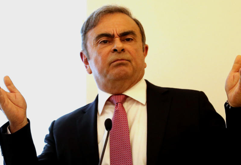 Nissan подал иск на 91 млн долларов против Карлоса Гона