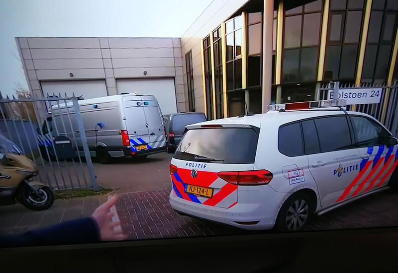 В Нидерландах обнаружили еще одну посылку со взрывчаткой