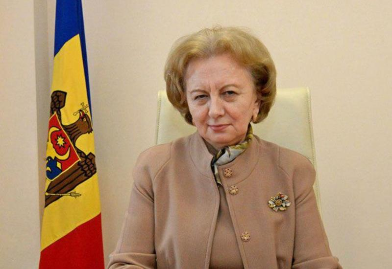 Председатель парламента Молдовы поздравила Президента Ильхама Алиева