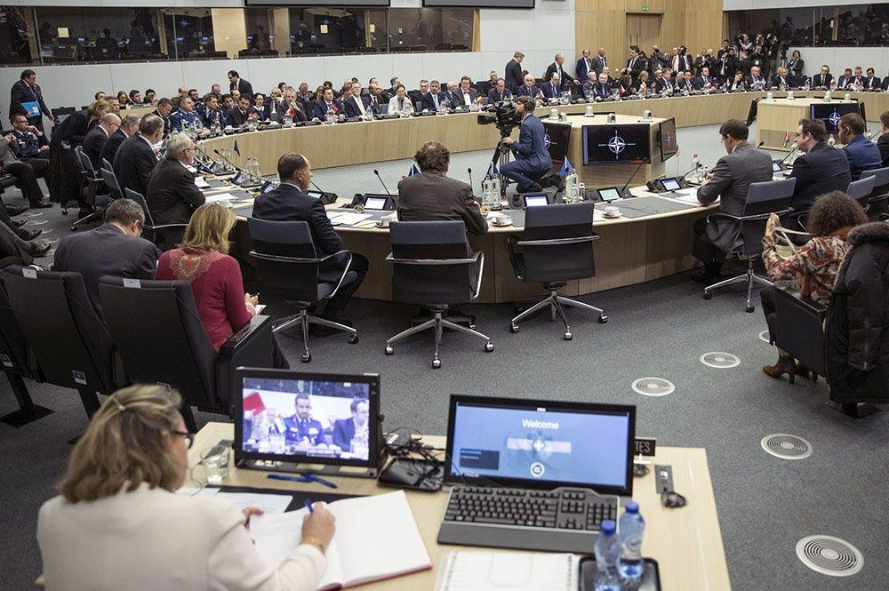 Закир Гасанов принял участие в заседании НАТО