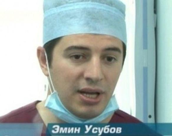 Врач-азербайджанец побил рекорд России по количеству операций в день