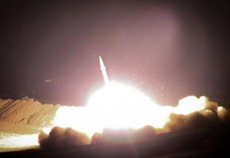 База США в Ираке подверглась ракетному обстрелу