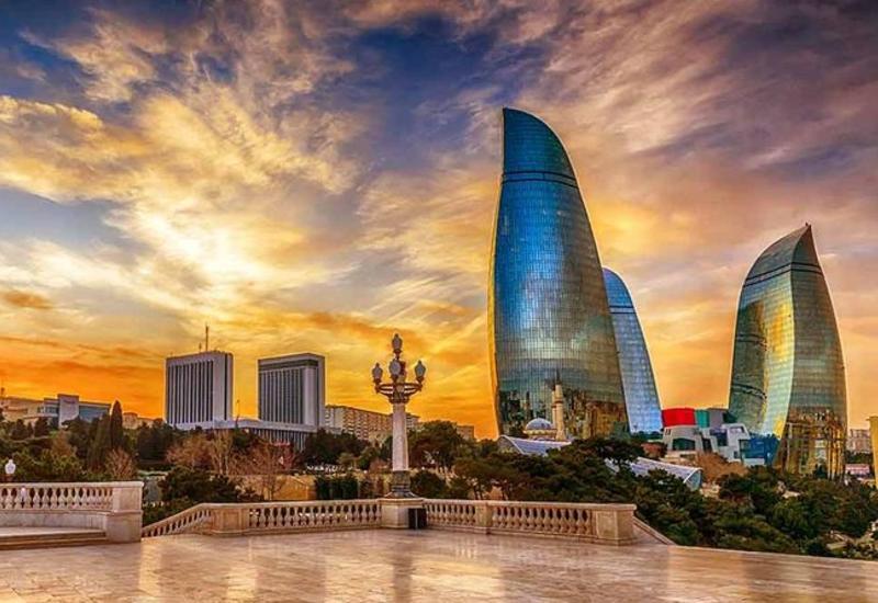 Возросло количество иностранцев, посещающих Азербайджан