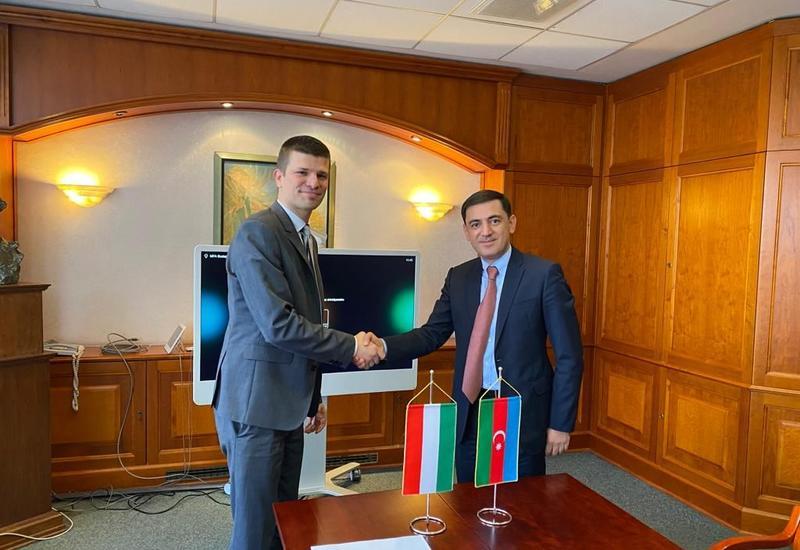 Азербайджан и Венгрия начали сотрудничать в энергосфере