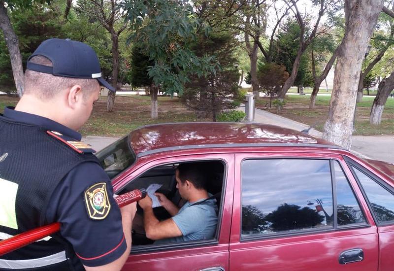 В Азербайджане водителей оштрафовали на десятки миллионов