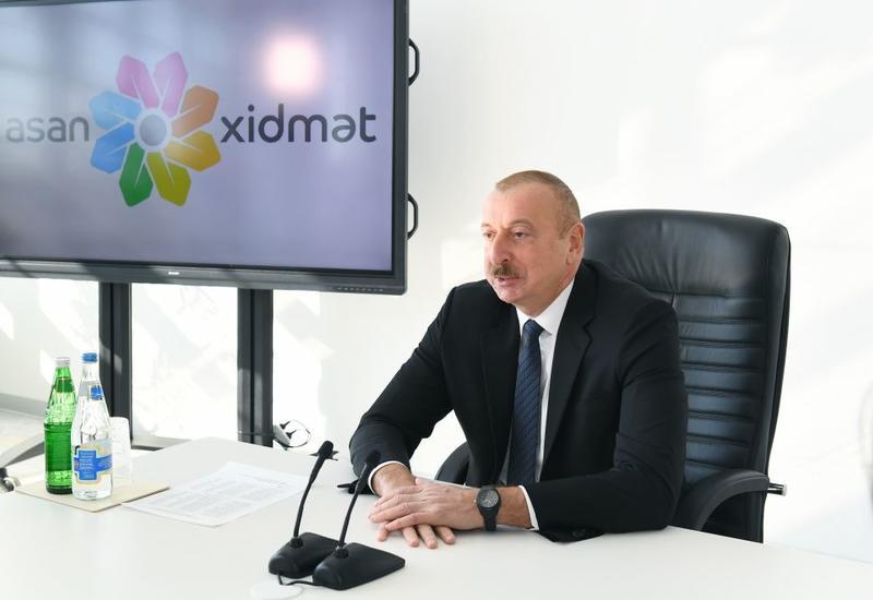 Президент Ильхам Алиев: Независимое Азербайджанское государство построено на очень глубоких национально-духовных ценностях
