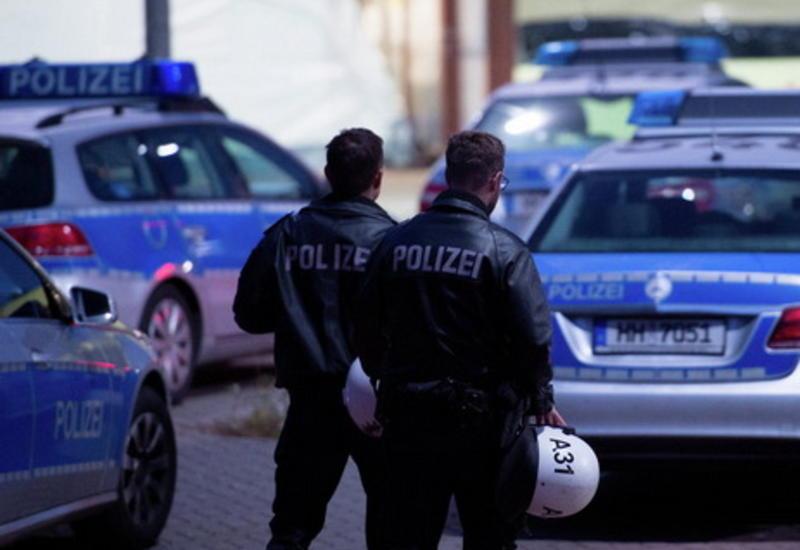 В Штутгарте двое мужчин устроили бойню в центре города